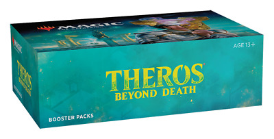 MTG  Theros: Beyond Death Booster Box NEW FACTORY SEALED Fast Free Priority Ship