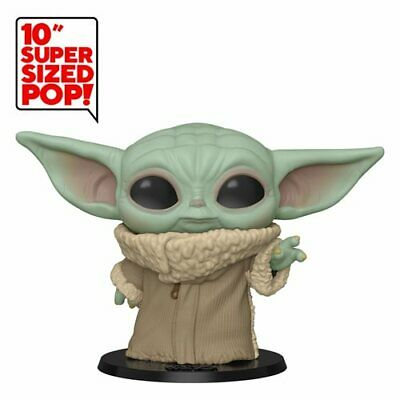 Funko Star Wars The Mandalorian The Child 10-Inch Pop! Figure (MAY PRE-ORDER)