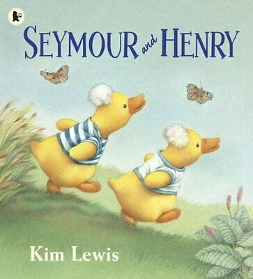 Seymour and Henry by Lewis, Kim Paperback Book The Cheap Fast Free Post