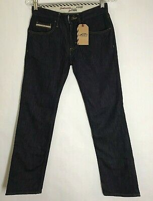 NWT Vans Off The Wall Mens/Boys Jeans Size 26x28 (measures W27xL28) V-66 Black