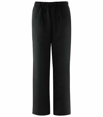 Greiff Schlufphose Chef Trousers Model 5300 Black Sz. S New