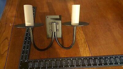 Double Smuggler Wall Lights - Hand Made Jim Lawrence