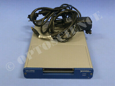 National Instruments USB-6363 Data Acquisition Device X-Series Multifunction DAQ