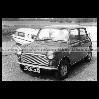 #pha.032820 Photo AUSTIN MINI 1000 1976