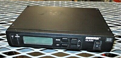 SHURE ULXS4 Standard Wireless Receiver - Unit Only