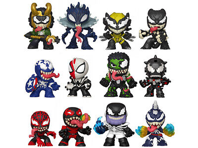 Funko Mystery Minis: Marvel Venom Series (Select Your Characters)
