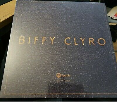 Biffy Clyro - Spotify Sessions EP Vinyl Rare - Factory Sealed (2017)