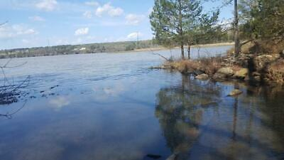 5 acres LAKEFRONT Lake Dardanelle / Nice Creek,Great Building Site and Electric!