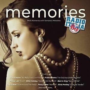 Artisti Vari - Memories - Radio Italia Anni 60 - Cd (best moments with fantas...
