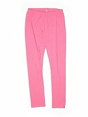 NWT The Children's Place Girls Pink Leggings 14