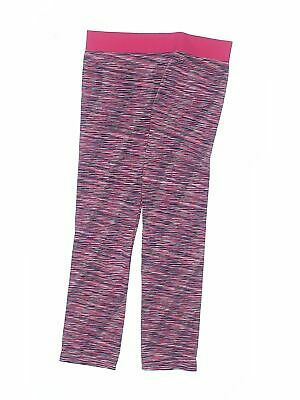 Faded Glory Girls Pink Leggings M Youth