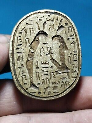 Royal Scarab is very rare ancient Egyptian civilization..s 2