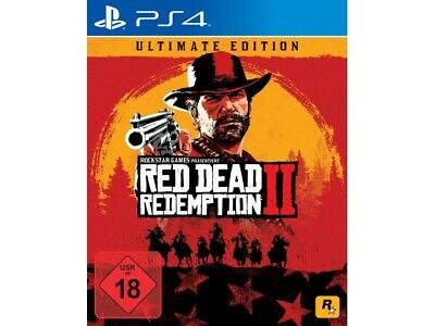 Red Dead Redemption II - Ultimate Edition - [PlayStation 4] - SEHR GUT