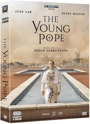 The Young Pope. Serie Tv Ita (4 Dvd) 4 Dvd 5051891150201 Paolo Sorrentino