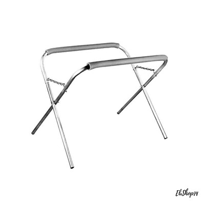 Folding Repair Work Stand Station Auto Body Shop Tool Holder 500LB Capacity