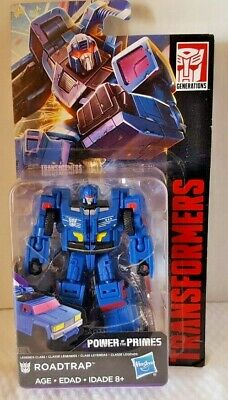 BRAND NEW FACTORY SEALED TRANSFORMERS ROADTRAP AGE 8