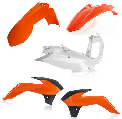 Acerbis Plastic Kit Original 2374135226