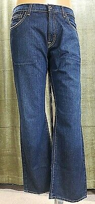 Vintage Zoo York Quality Denim Men's Jeans Size 32 X 31 NWT
