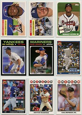 2020 Topps Series 1 Topps Choice Singles - You Pick - Complete Your Set