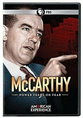 AMERICAN EXPERIENCE: McCarthy [New DVD]