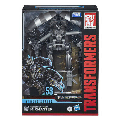 Transformers Studio Series 53 Voyager - Mixmaster NEW