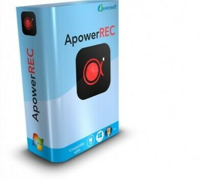 ApowerREC  🔑FULL VERSION  LIFETIME LICENCE🔑Instant Download🔐