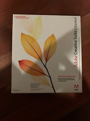 Adobe Creative Suite 2 Standard - MAC