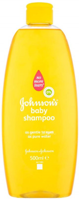Johnson's Baby Gold Shampoo, 500 ml, Pack of 6