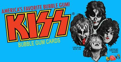 Kiss 1978 Trading Cards Series 1 You Choose Pick One Choice Complete Your Set