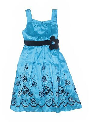Jona Michelle Girls Blue Special Occasion Dress 7