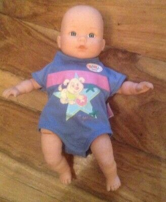 Baby  Doll With Baby Born Outfit