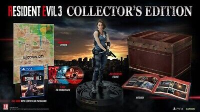Resident Evil 3 Collectors Edition (PS4) SOLD OUT