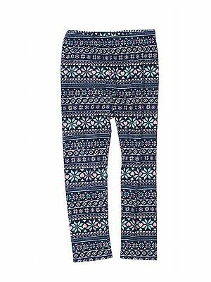 Self Esteem Girls Blue Leggings 6