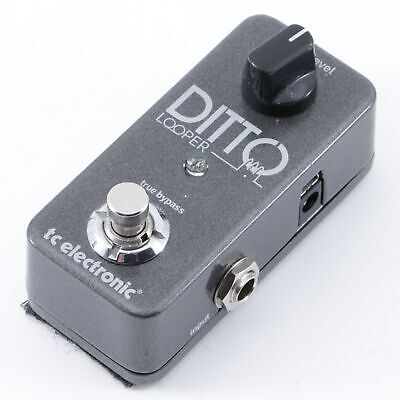 TC Electronic Ditto Looper Guitar Effects Pedal P-10369