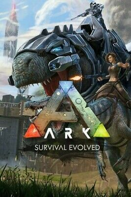 🔑🕹🎮 ARK : Survival Evolved clé Steam GLOBAL * PC CD-Key*