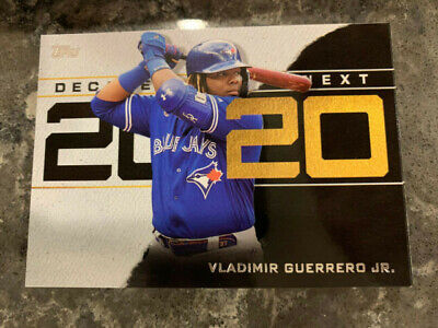 2020 Topps Series 1 Decades Next Complete Insert Cards Set 30 Cards