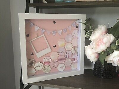 Keepsake Frame - Wedding/ Engagement/Birthday's & Any Other Occasion