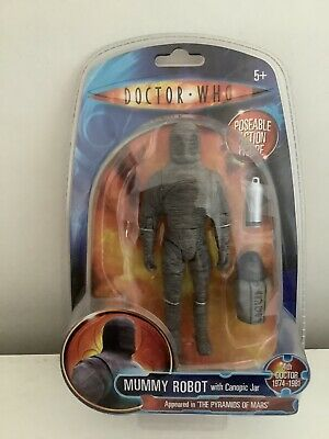 Doctor Who loose figure, Pyramids of Mars Guardian Mummy