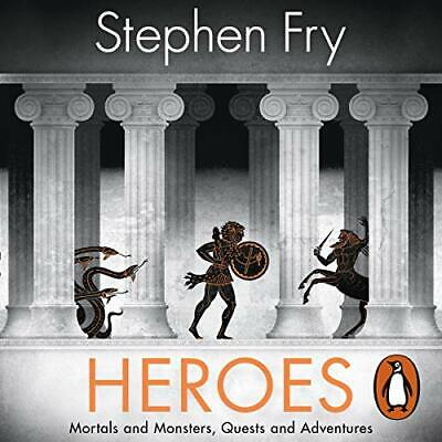 Heroes: The myths of the Ancient Greek heroes retold (Stephen... by Fry, Stephen