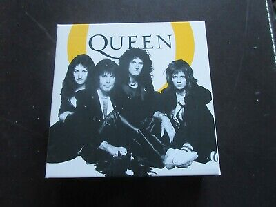 Royal Mint Fine (.999) Silver Proof 2020 New Queen One Ounce £2 - 7500 Limit