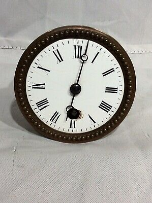 19th Century French Clock Timepiece Clock Movement – Spares / Repair No3