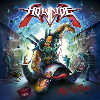 HOLYCIDE - Fist To Face - CD - 166331