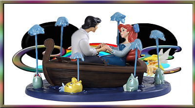 "WDCC The Little Mermaid Eric & Ariel ""Kiss The Girl""  2455/2500"