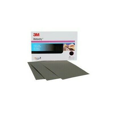 """3M Imperial� Wetordry� Sheet 02044 5-1/2"""" x 9"""" 2000A 50 sheets/sleeve 2044"""