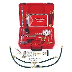 Star Products Deluxe Global Fuel Injection Pressure Test Set Tu-443