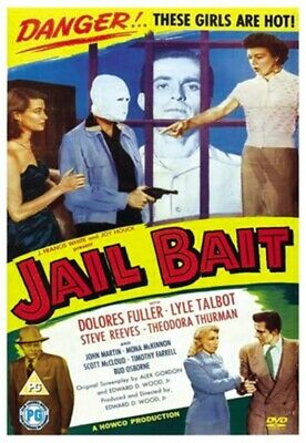 Jail Bait DVD (2011) Timothy Farrell, Wood (DIR) cert PG FREE Shipping, Save £s