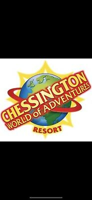 The Sun Savers 2 Chessington Tickets - Booking Form & 10 Tokens - Fast Despatch