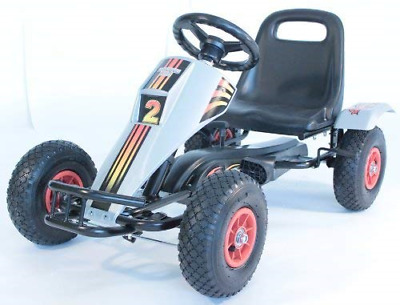 Max Terrain Racing Go Kart - Ideal for Extreme Off-Road karting for 3-6 year