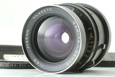 【Near Mint w/ Hood 】 Mamiya Sekor 65mm f/4.5 Lens for RB67 Pro S SD from JAPAN