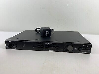 Telex BTR-200 II 4-Channel Wireless Com Base Station Tested Works